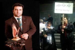 بازداشت «محمد نجفی» وکیل پایه یک و فعال حقوق بشر به همراه تنی چند از فعالین مدنی شهر شازند